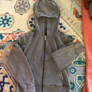 Lululemon vintage wash special edition jacket